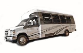 23 Passenger<br>Executive Bus