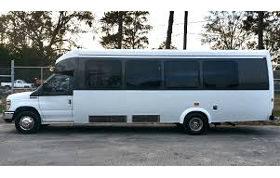 23 Passenger<br>Minibus