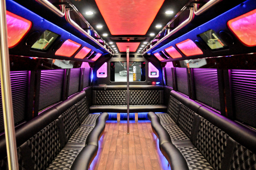 PartyBus | Majestic Limo Service
