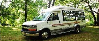 Van Terra<br>13 Passenger Van