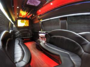 sprinter limo bus interior 2