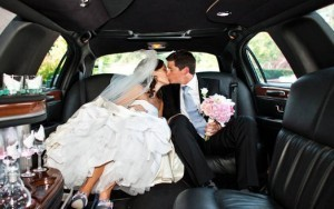 northern virginia wedding limo service