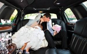 northern virginia wedding limo service